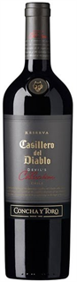 Concha Y Toro Devil's Collection Red Casillero del...